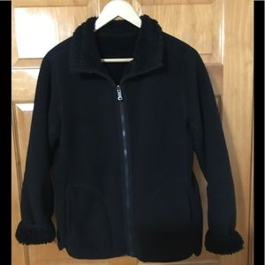 WEATHERPROOF zip up jacket